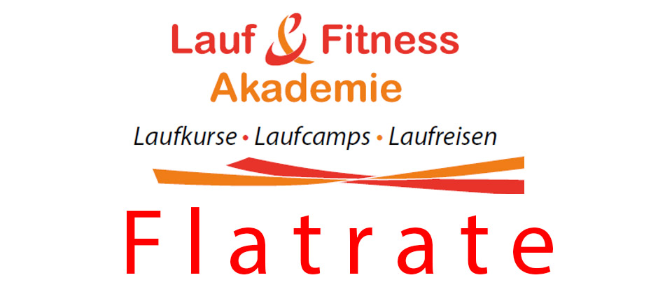 Flatrate plus - Laufen, Nordic Walking und funktionelles Fitnesstraining