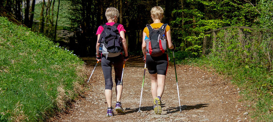 Nordic Walking in Einhausen