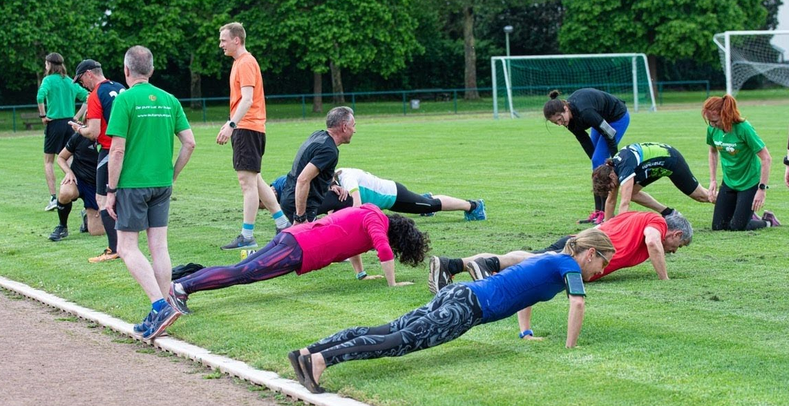 Funktionelles Fitnesstraining am Karlstern